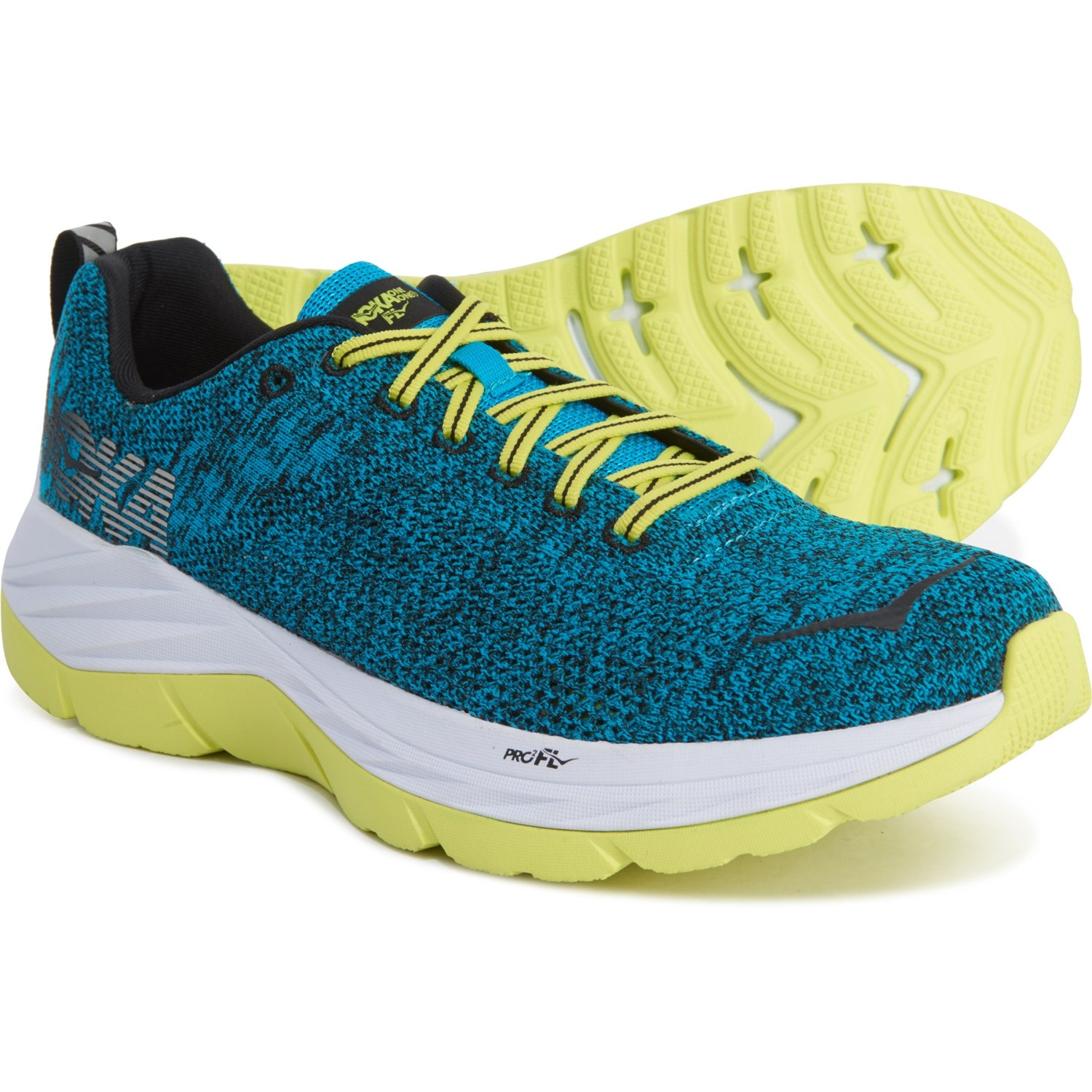 hot sale online 38b21 98ea2 Hoka One One Mach Running Shoes (For Men)