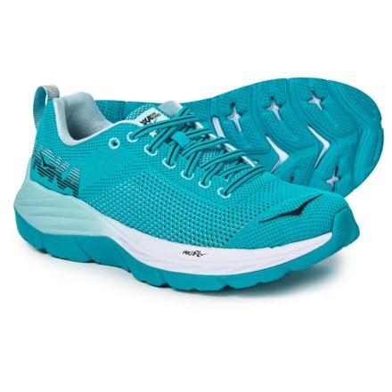 8383b1f27486 Hoka One One Mach Running Shoes (For Women) in Blue Bird White -