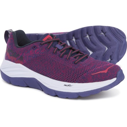 huge discount 97931 74d13 Hoka One One Mach Running Shoes (For Women) in Blue Ribbon Sky Blue