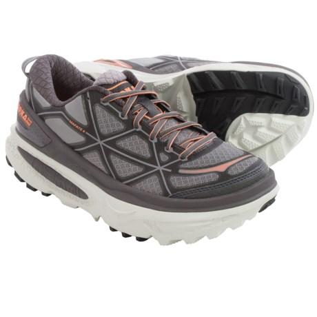 Hoka One One Mafate 4 Trail Running Shoes (For Women)