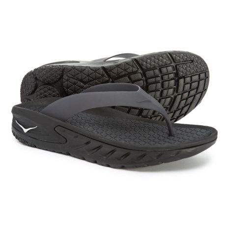 1398b4cfb441 Hoka One One Ora Recovery Flip-Flops (For Men) - Save 28%