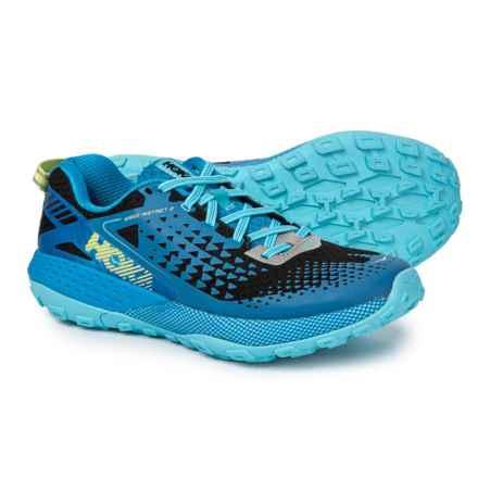 8c62adb9745b Hoka One One Speed Instinct 2 Trail Running Shoes (For Women) in Blue Aster