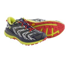 Hoka One One Speedgoat Trail Running Shoes (For Men) in Astral Aura/Acid - Closeouts