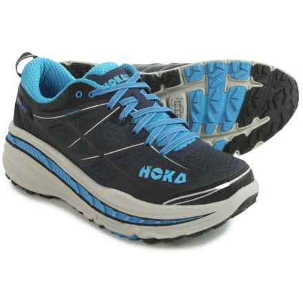 Hoka One One Stinson 3 ATR Trail Running Shoes (For Men) in Ombre Blue/French Blue - Closeouts