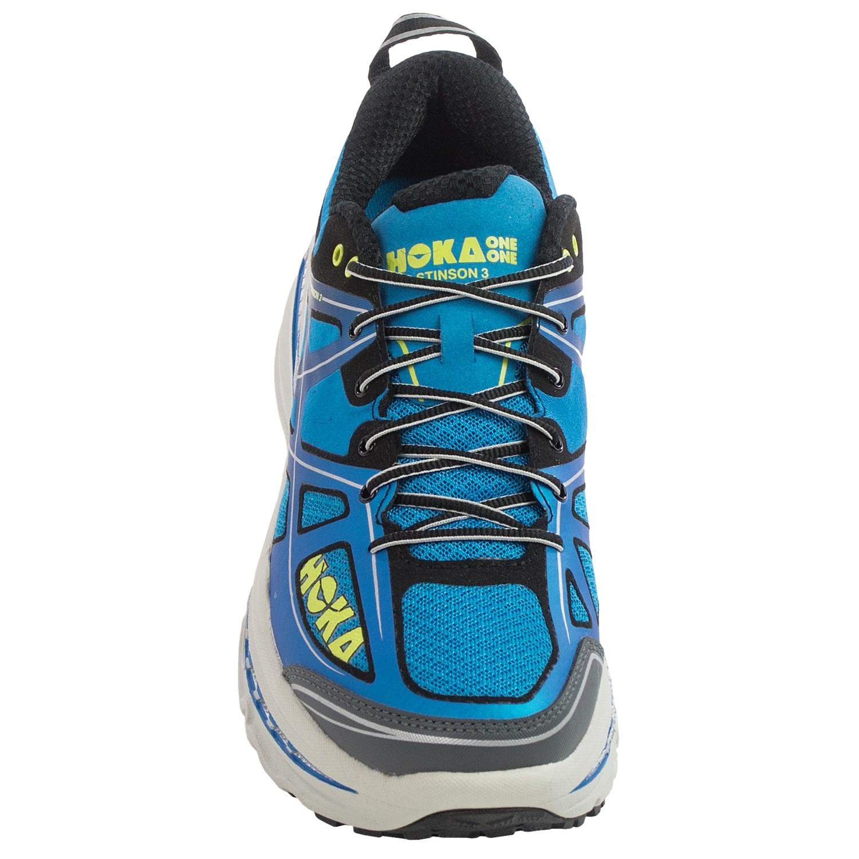Hoka Stinson Running Shoes Review