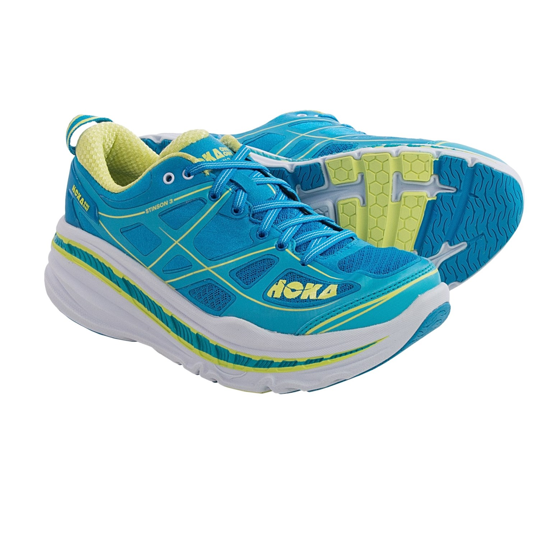 Narrow Toe Box - Review of Hoka One One Stinson 3 Running Shoes ...