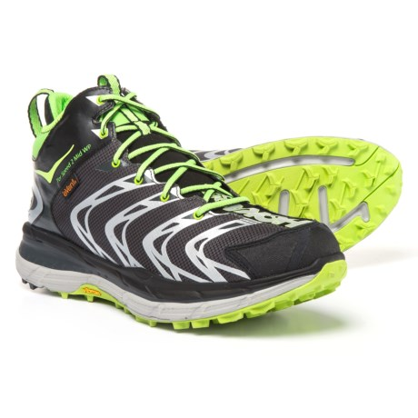 Hoka One One Tor Speed 2 Mid Hiking Boots - Waterproof (For Men)