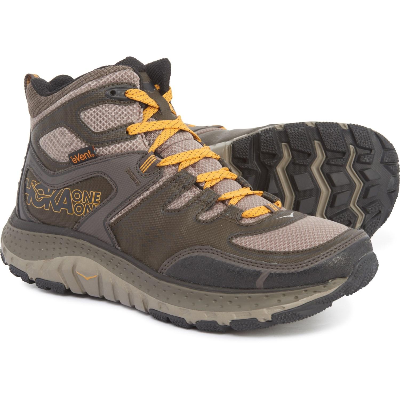 dab3e3549a7 Hoka One One Tor Tech Mid Hiking Boots - Waterproof (For Men)