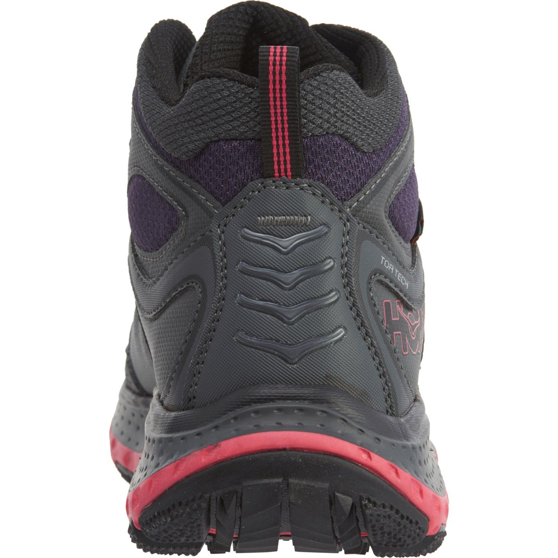 e6430869c55 Hoka One One Tor Tech Mid Hiking Boots (For Women) - Save 23%
