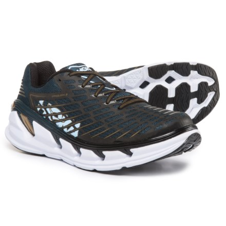 ce7a8d4c7696 Hoka One One Vanquish 3 Running Shoes (For Men) in Midnight Navy Metallic