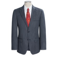 Holbrook Stripe Suit (For Men) in Blue - Closeouts