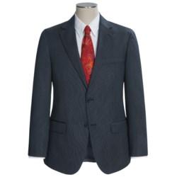 Holbrook Stripe Suit (For Men) in Navy