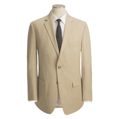 Holbrook Wool Suit (For Men) in Tan