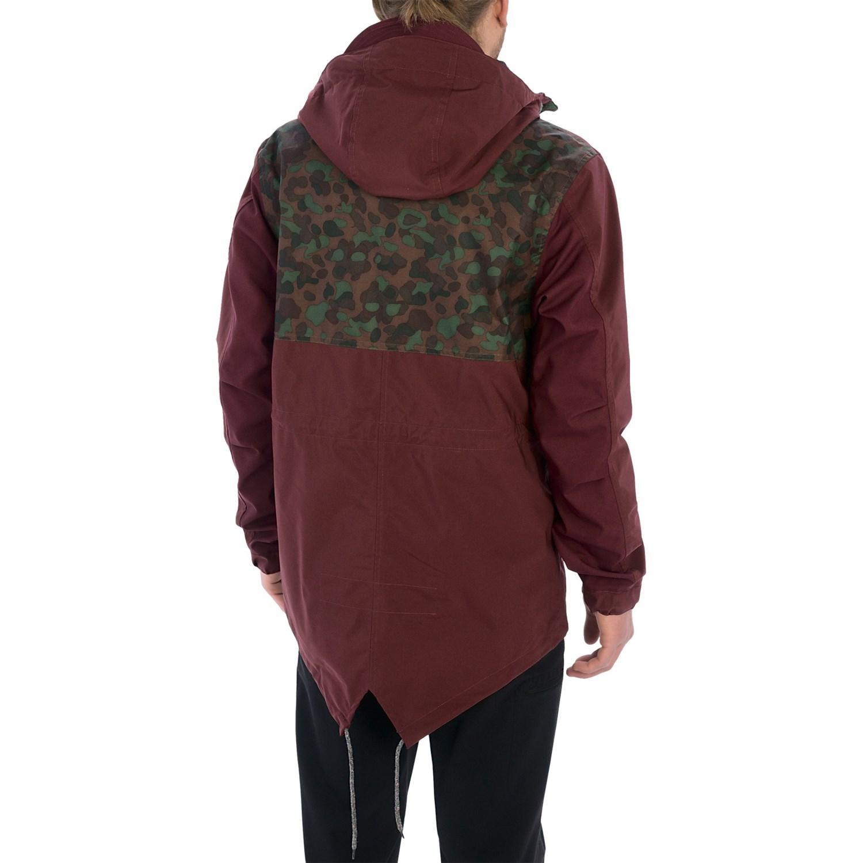 Holden Fishtail Ski Jacket For Men 9125r Save 67