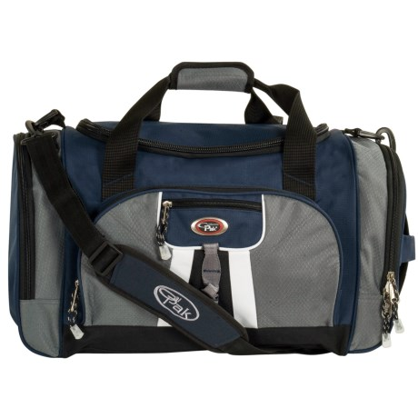 Hollywood Multi-Pocket Duffel Bag - 22?