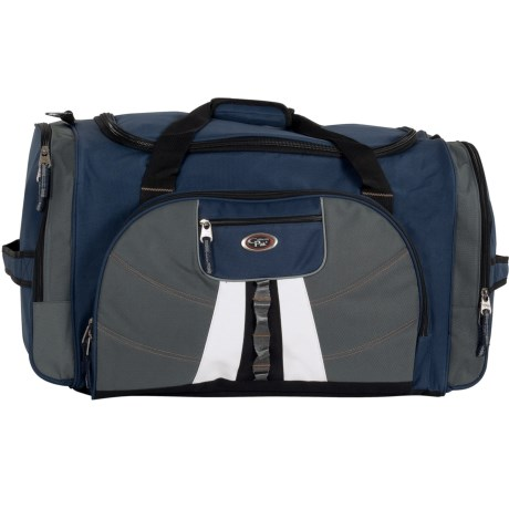 Hollywood Multi-Pocket Duffel Bag - 27?