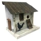 Home Bazaar Cumberland Chicken Coop Birdhouse