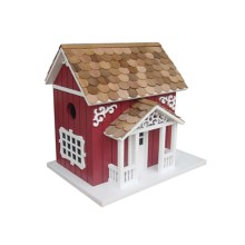 Home Bazaar Swedish Cottage Birdhouse in See Photo - Closeouts