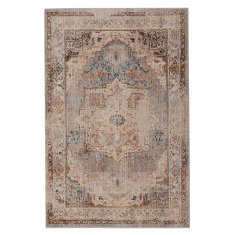 "Home Dynamix Rutherford Border Collection Accent Rug - 2'7""x4'2"" in Beige"