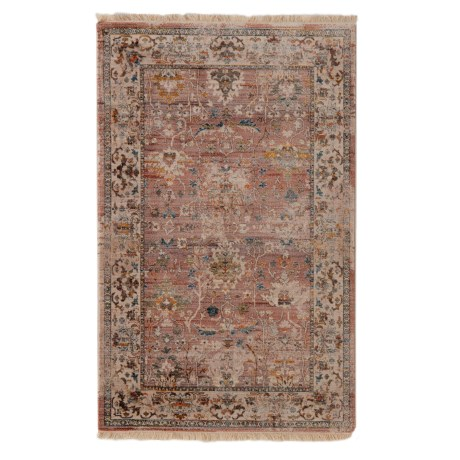 "Home Dynamix Rutherford Collection Accent Rug - 3'3""x5'2"" in Rouge"