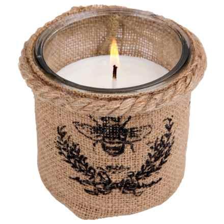 Home Essentials Acacia Citronella Candle in Black Bee - Closeouts