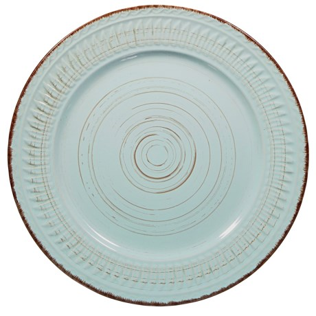 Home Essentials & Beyond Cosenza Round Dinner Plate - 10 3/4""
