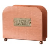 """Home Essentials & Beyond Napkin Holder - 6"""""""