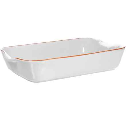Home Essentials Rectangular Baking Dish - 3.25 qt. in White - Closeouts
