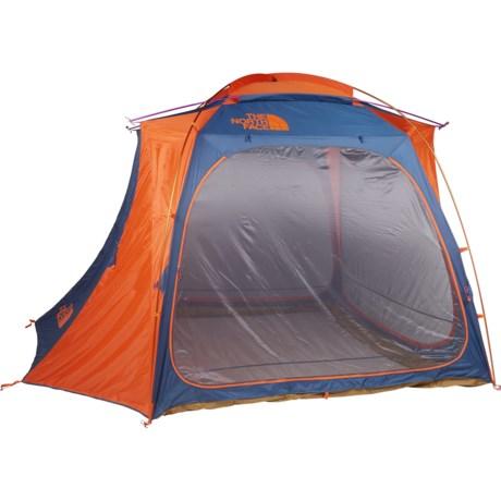 Image of Homestead Shelter - SHADY BLUE/PAPAYA ORANGE ( )