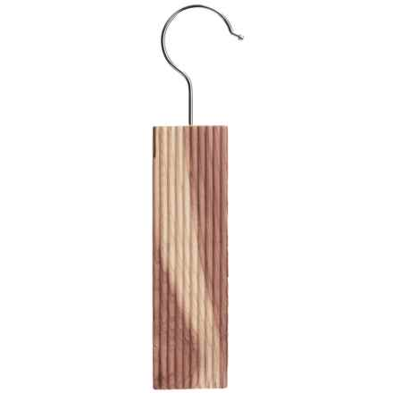 Honey Can Do Cedar Closet Hang Up in Cedar - Closeouts