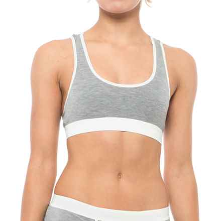 Honeydew Intimates Charlie Bra (For Women) in Heather Grey - Closeouts