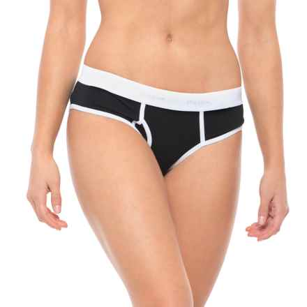 Honeydew Intimates Charlie Panties - Briefs (For Women) in Black - Closeouts