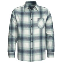Honolua Carlsbad Shirt - Long Sleeve (For Men) in Sea Foam - Closeouts