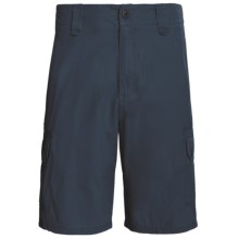 Honolua In Transit Cargo Shorts (For Men) in Midnight - Closeouts