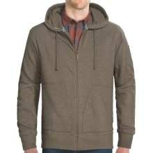 Honolua Indo Hoodie Sweatshirt - Fleece (For Men) in Surplus - Closeouts