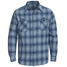 Honolua Leucadia Shirt - Long Sleeve (For Men) in Marine - Closeouts