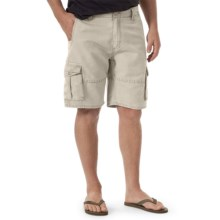Horny Toad Big Easy Cargo Shorts (For Men) in Oatmeal - Closeouts