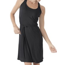 Horny Toad Bivalent Dress - TENCEL®-Linen, Sleeveless (For Women) in Black - Closeouts