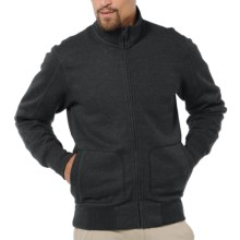 Horny Toad Brigantine Sweater - Fleece (For Men) in Charcoal Heather - Closeouts