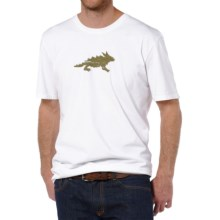 Horny Toad Classic T-Shirt - Organic Cotton, Short Sleeve (For Men) in White - Closeouts