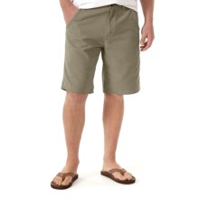 Horny Toad Cliff Shorts - Organic Cotton (For Men) in Camper - Closeouts