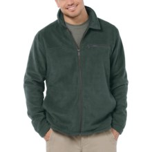 Horny Toad Downbeat Jacket - Fleece (For Men) in Spruce - Closeouts