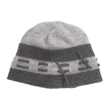 Horny Toad Dulcet Band Beanie Hat - Wool-Cashmere (For Women) in Charcoal Heather - Closeouts