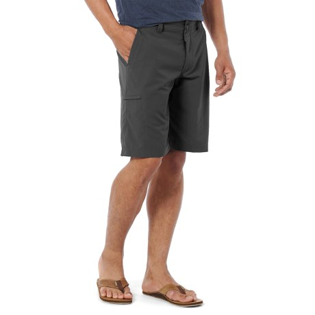 Horny Toad Eddy Nylon Shorts (For Men) in Charcoal