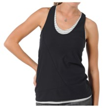 Horny Toad Fresca Tank Top - Organic Cotton-Modal (For Women) in Black - Closeouts