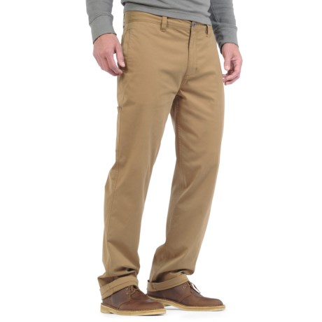 Horny Toad Highroad Twill Pants (For Men) in Honey Brown