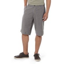 Horny Toad Hugh Shorts - Organic Cotton (For Men) in Griffin - Closeouts