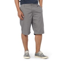 Horny Toad Kurt Shorts (For Men) in Smoke - Closeouts