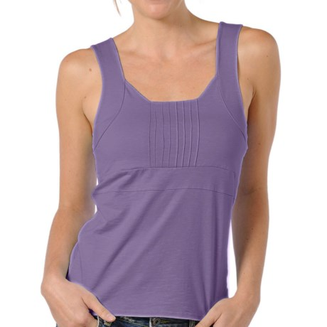 Horny Toad Malena Tank Top - Stretch TENCEL®-Organic Cotton (For Women) in Hyacinth