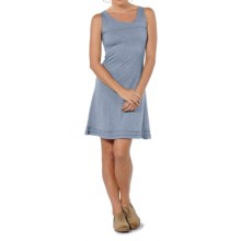 Horny Toad Oolong Stretch Dress - TENCEL®, Sleeveless (For Women) in Atlantis - Closeouts